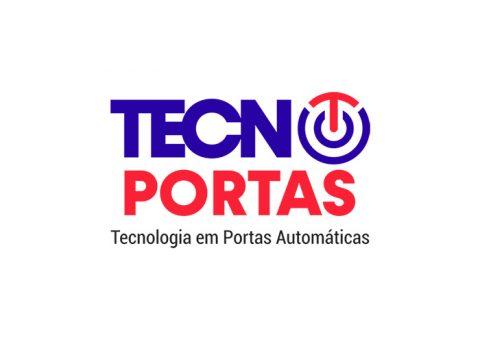 1 tecnoportas logotipo